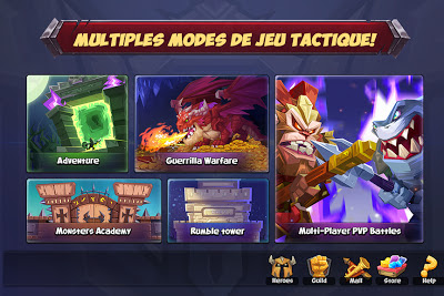 Télécharger Tactical Monsters Rumble Arena mod