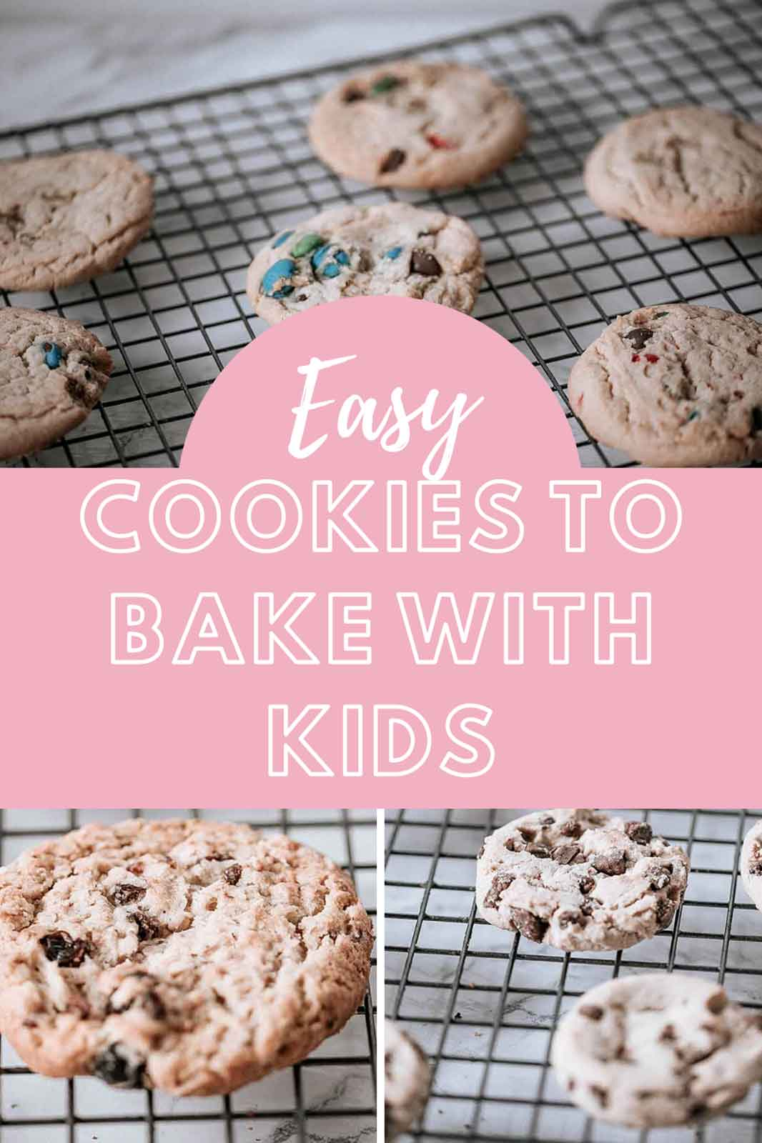 Easy Cookies to Bake With Kids