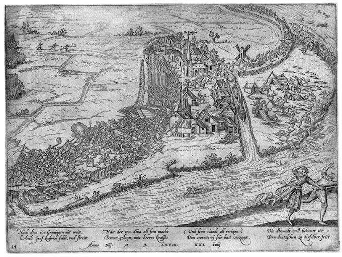 BATALLA DE JEMMINGEN, 21 de julio de 1568