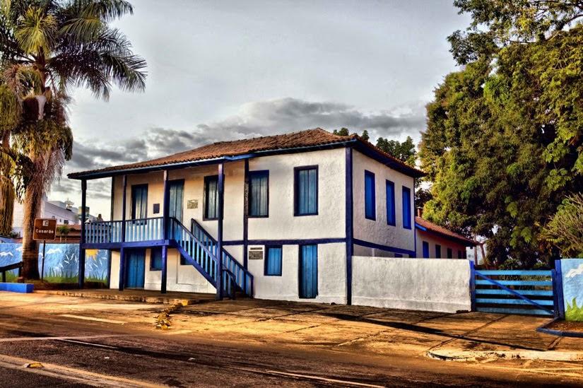 O que fazer em Caldas Novas e Rio Quente - Casarão dos Gonzagas