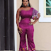 Actress Mercy Johnson Looks Flawless in Beautiful Outfit