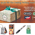 Free Fine Cooking Gift Box With Microplane Grater, Shorbread Cookies, Peanuts and Reipe Cards