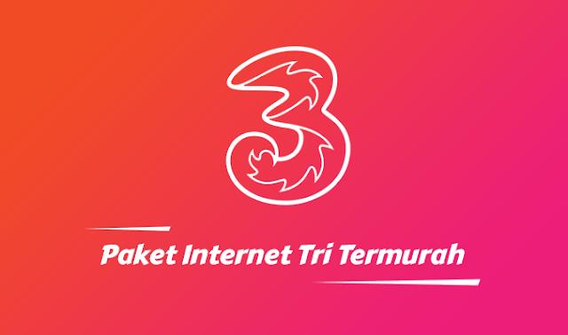 Pilihan Paket Internet Tri Paling Murah