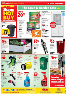 Home Hardware Flyer Building Centre valid September 19 - 25, 2019