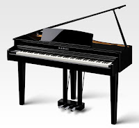 Kawai DG30 digital grand piano