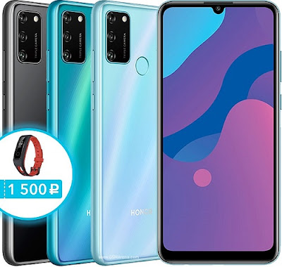 Honor-9a-specs-mobile