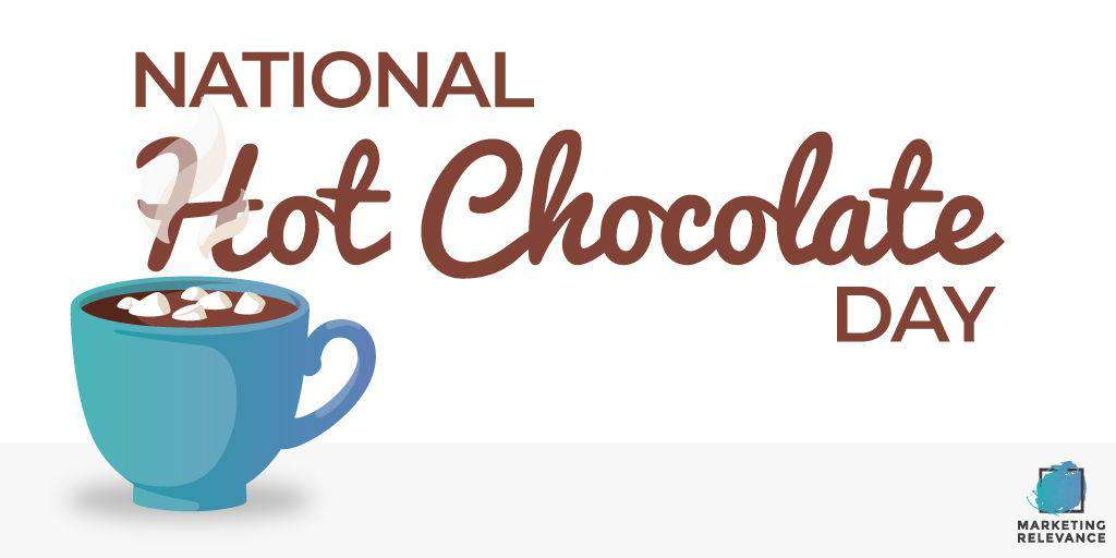 National Hot Chocolate Day Wishes For Facebook