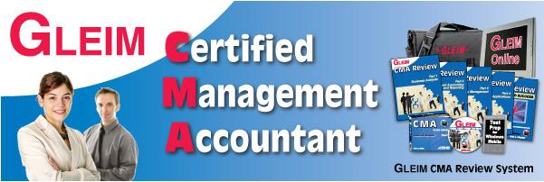 شهادة المحاسب الإداري المعتمد cma