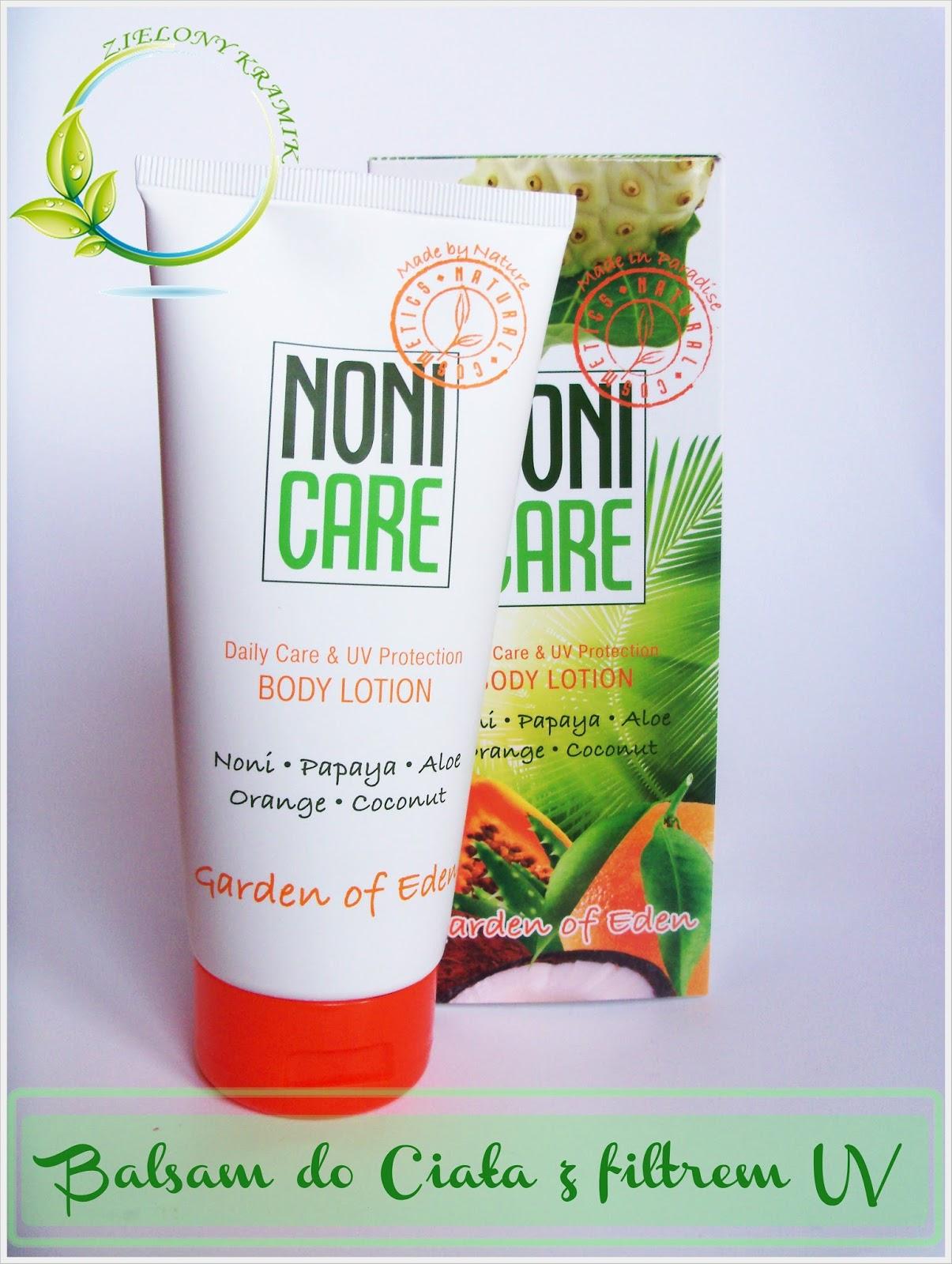 Tropikalny balsam do ciała - NONI CARE