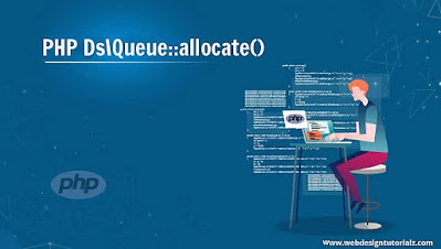 PHP Ds\Queue::allocate() Function