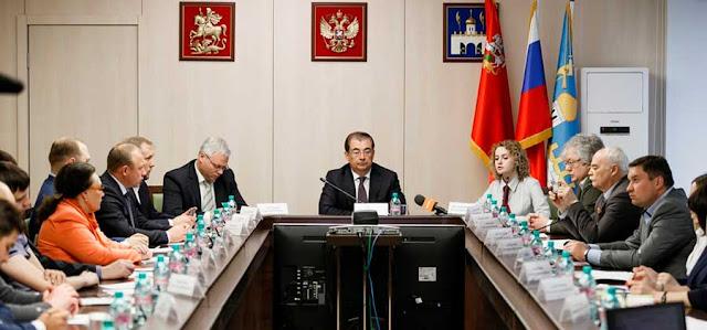 Внедряют Стандарт развития конкуренции Сергиев Посад