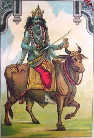 Shri Shani Chalisa in Hindi