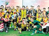 Tahniah Malaysia