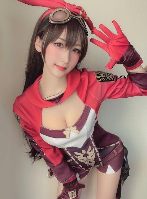 6 Cosplayer Genshin Impact Paling Seksi dan Imut, Pecinta Cosplay Wajib Lihat!