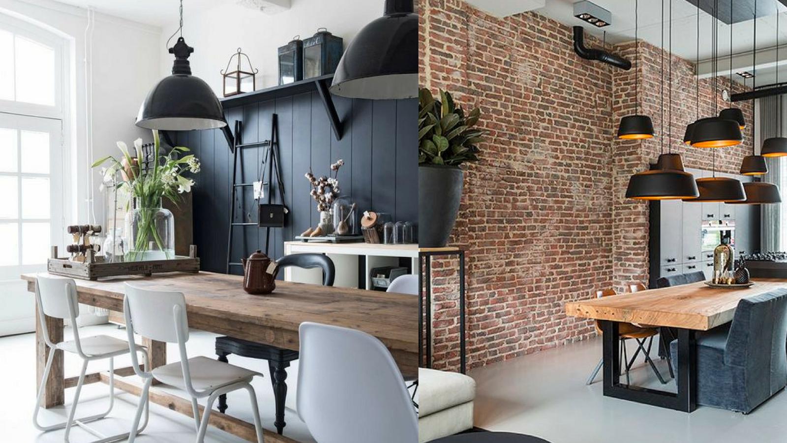 By evelien interieur inspiratie vier manieren om hout te combineren in je interieur - Interieur eclectique grove design ...