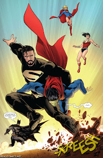 """Reseña de """"Los últimos días de Superman"""" - ECC Ediciones"""