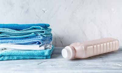 Evita toallas con suavizantes