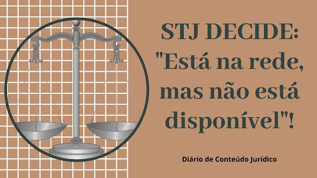 Decisão STJ sobre Direitos Autorais na rede