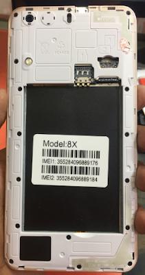 Mi Clone 8X Flash File