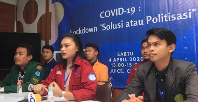 Namanya Dicatut untuk Kritik Anies, BEM Jayabaya dan 3 Kampus Berang