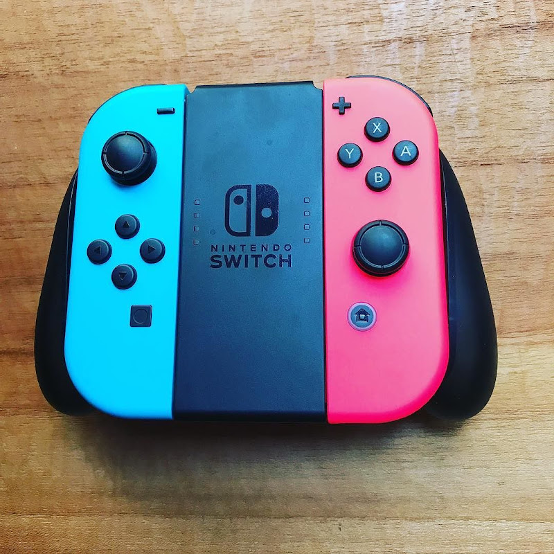 【Nintendo Switch】本体以外に揃えたアクセサリー類