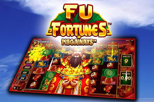 Main Gratis Slot Demo Fu Fortunes Megaways (iSoftbet)
