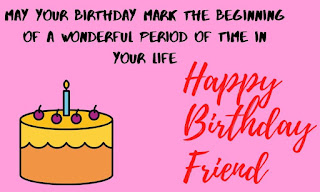 special birthday wishes for friend