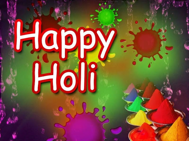 Happy Holi 2016