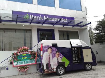 Menjalani, Menikmati dan Mensyukuri nikmat Allah bersama Bank Muammalat Indonesia dalam ber-#AyoHijrah