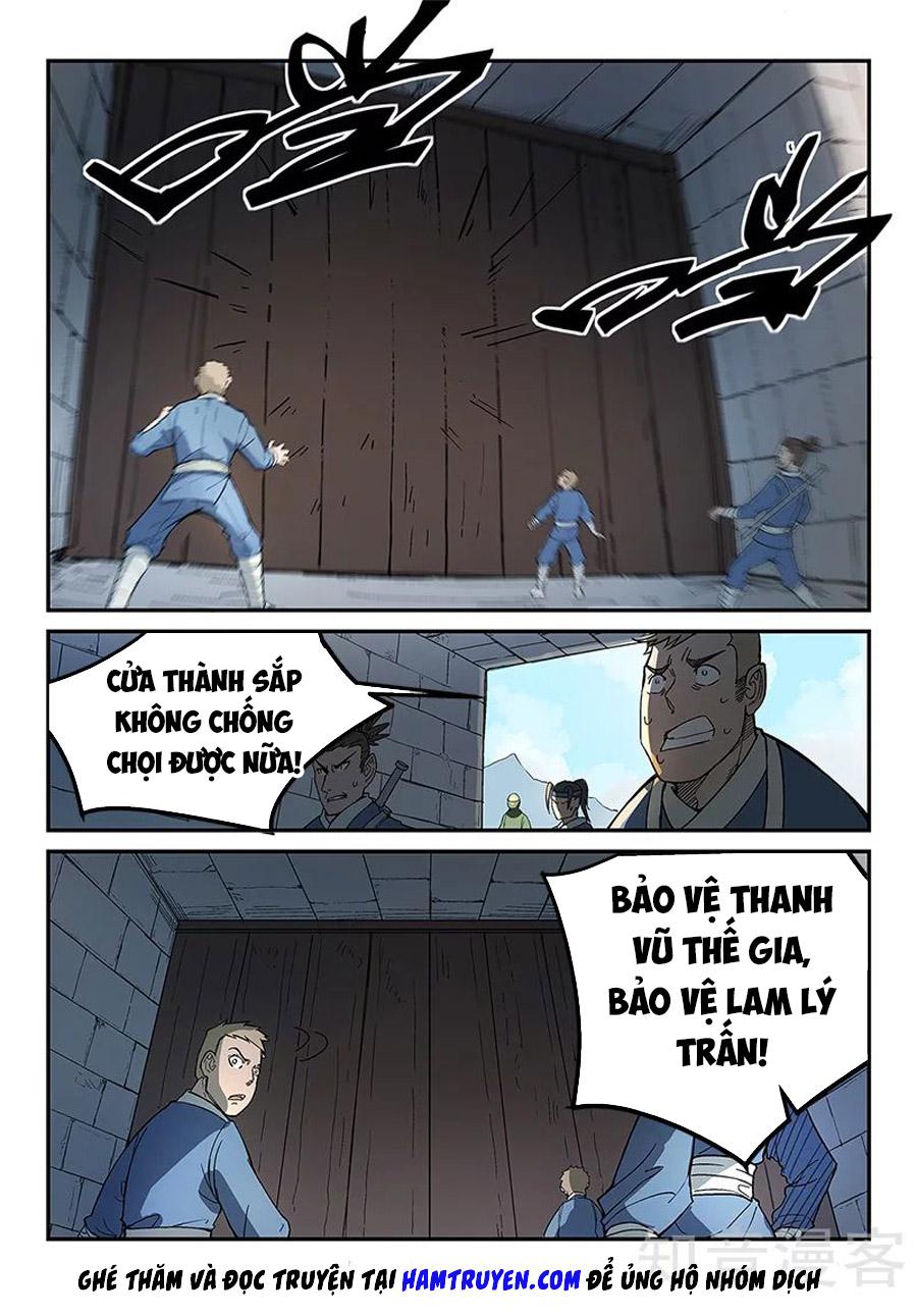 Tinh Võ Thần Quyết Chapter 276 video - Hamtruyen.vn