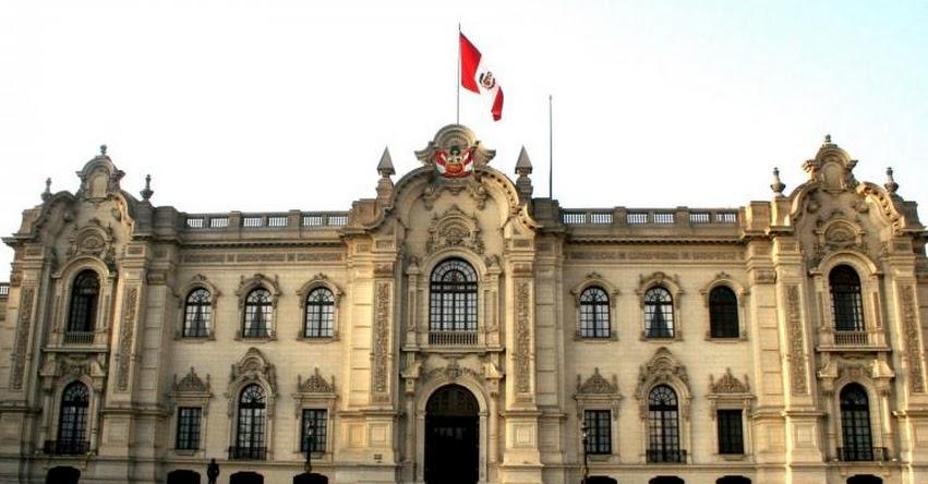 Gobierno inicia hoy ronda de reuniones con partidos políticos