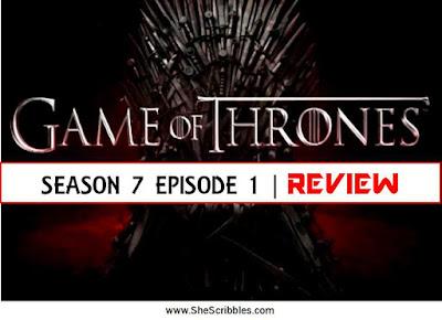Games-of-Thrones-Season-7-Episode-1, GoT-season-7-premiere, Jon-Snow, Arya-Stark, HBO, Game-of-Thrones-review-season-7