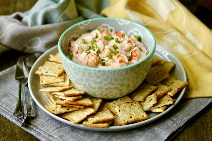 Shrimp and Smoked Salmon Spread