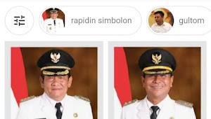 Profil Bupati Samosir Salah, Bungaran Sitanggang: Kadis Kominfo Lalai