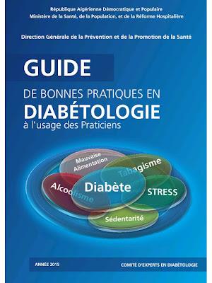 Guide de bonne pratiques en Diabétologie PDF