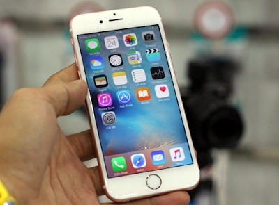 Phiên bản iPhone 6 quốc tế chính hãng