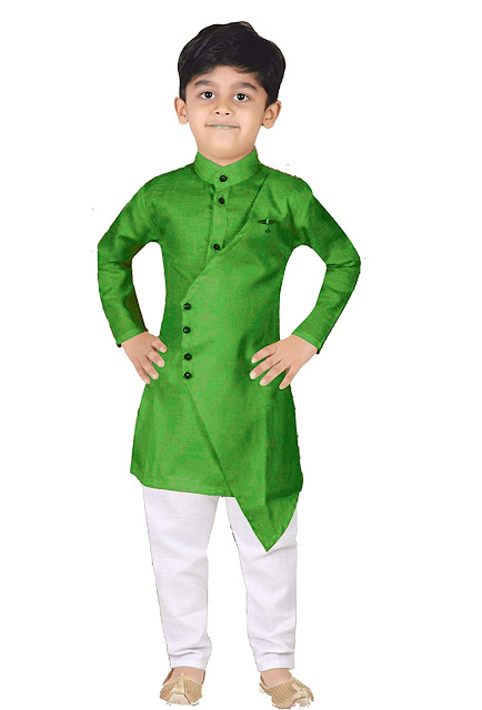 Kurta Pyjama for Boy's (Fits for Age: 2-11 Years)