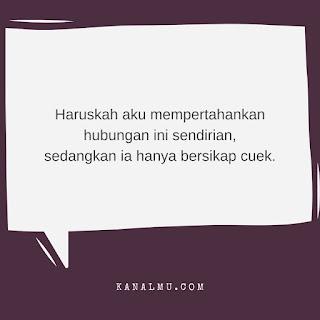 Quotes rindu dan kangen pacar