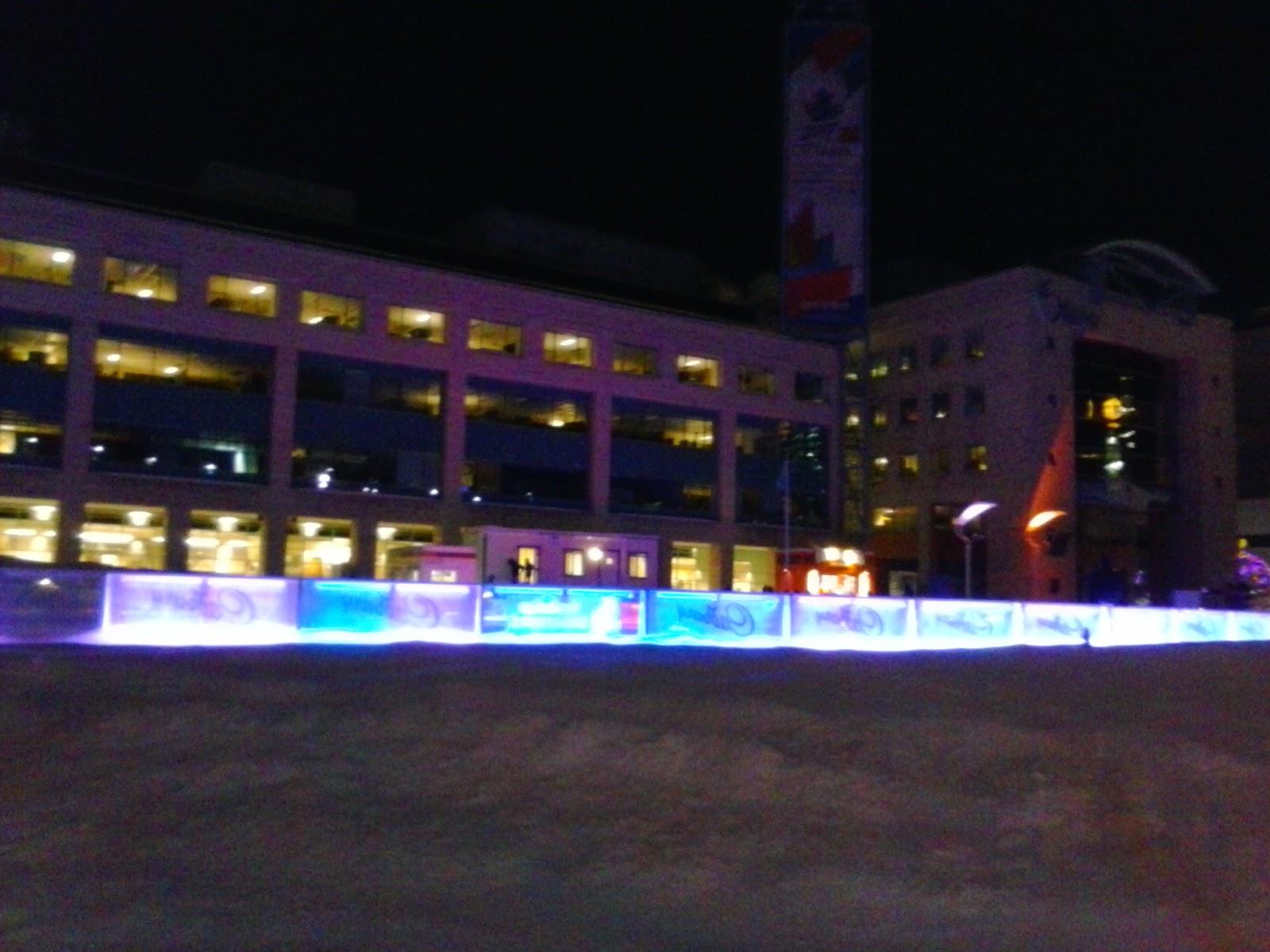 Ottawa Daily City Hall And Confederation Park