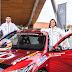 Cristina Gutiérrez presenta un mejorado Mitsubishi Eclipse Cross con el que disputará su cuarto Dakar consecutivo