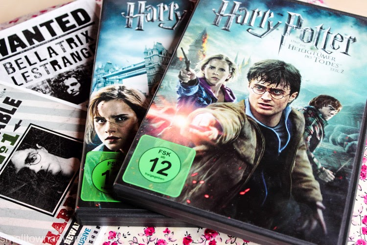 Media Monday Harry Potter, Filmblogger, Serienjunkie, Harry Potter Fan, Generation Potter,