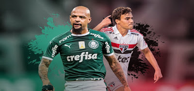 Como Assistir Palmeiras x São Paulo ao vivo na TV e online
