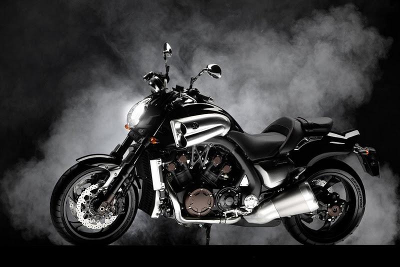 V-Max Hermes 2011 - koncepcyjna Yamaha
