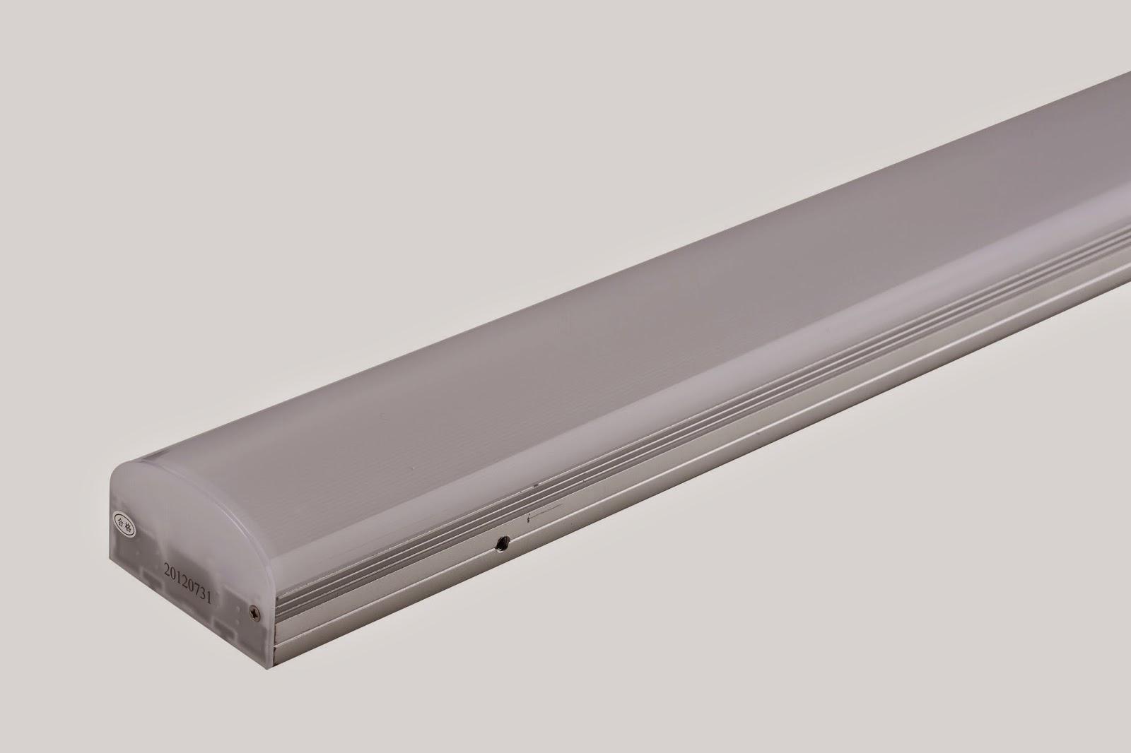 LED Batten Tube Lights replace Fluorescent