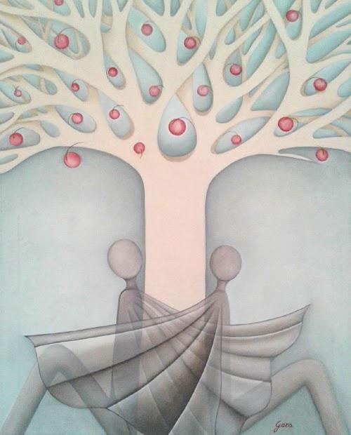 """Gabriella Zannoni - """"Il dono 4"""""""