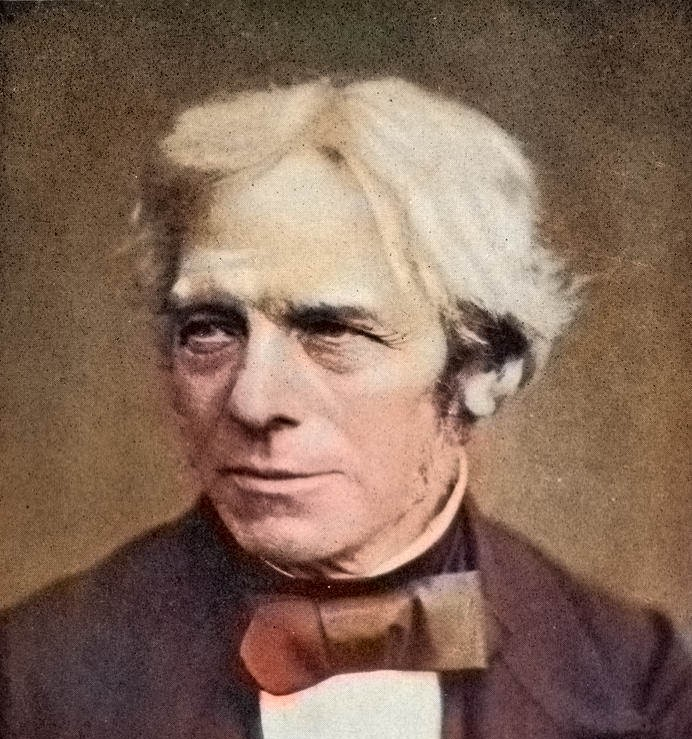 biography of michael faraday