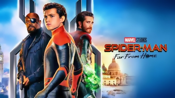 Spider Man Far from home , download spider man far from home full movie