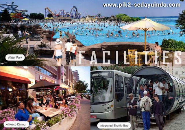 PIK 2 Sedayu Indo City Facilities