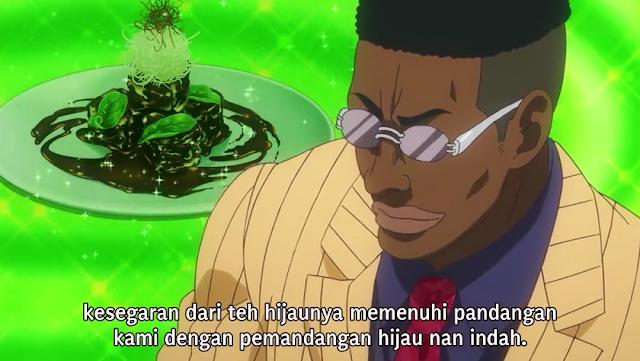 Shokugeki no Souma: Shin no Sara Episode 03 Subtitle Indonesia