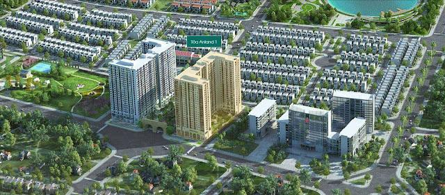 Dự án chung cư Anland 2 Nam Cường